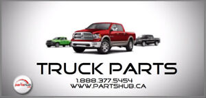 TRUCK PARTS - Bumpers/Lights/Fenders/Mirrors - ALL MAKES/MODELS