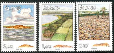 Aland 1994 Geology II, Landscapes, Drumlin etc. MNH/UNM