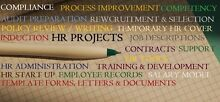HR PROJECT SUPPORT Mindarie Wanneroo Area Preview
