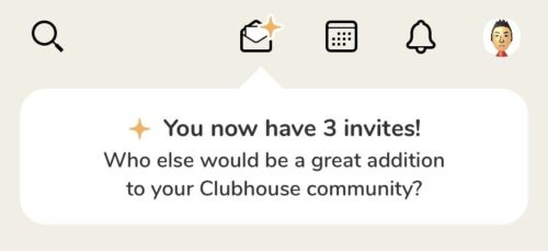 Clubhouse Invitation iOS Only - US Mobiles Audio Chat App 1 Invite  - $4.99