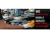 Mobile Vehicle Servicing & Repair