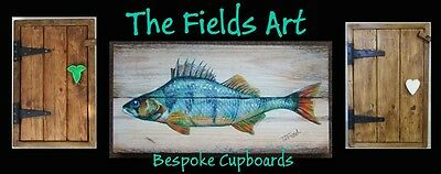 The Fields Art Bespoke Cupboards