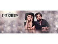 Two standing tickets for The Shires (SOLD OUT) @ O2 Shepherds Bush Empire - £50 (11 Dec)
