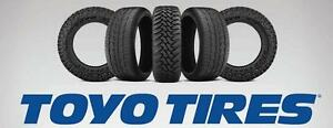 TOYO TIRES ON SALE NOW!! **FREE SHIPPING ANYWHERE IN CANADA UNTIL APRIL 10 ONLY!!