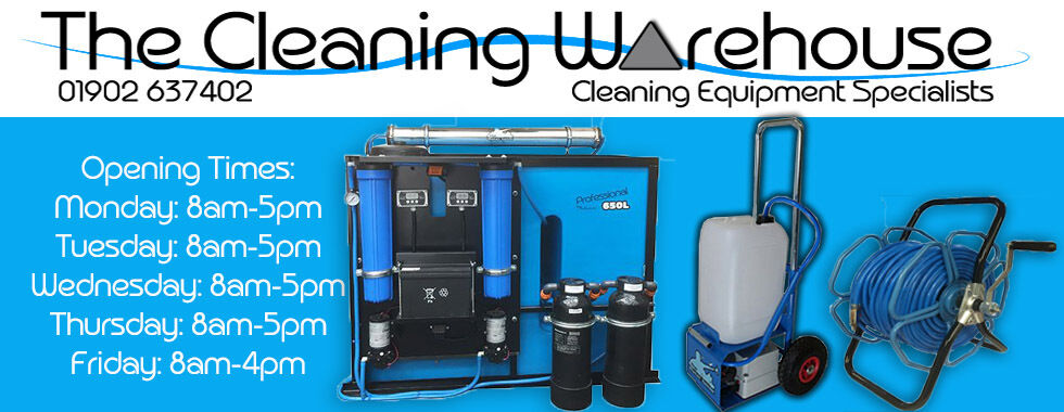 The Cleaning Warehouse Ltd
