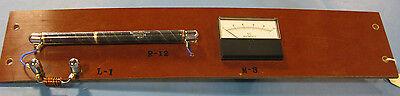 Vintage Honeywell Ammeter Aci-rpc F33657-78-c-0291 Nsn 6625-01-108-7856