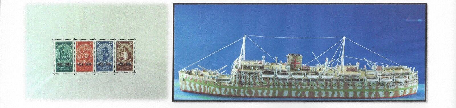 Welt der Schiffsminiaturen