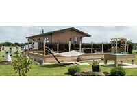 Luxury Lodges for Sale On East Coast of Yorkshire! Cheapest site fees arround forever!