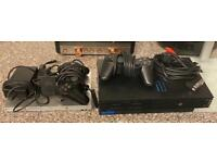 Two Sony Ps2 *** black ps2 sold