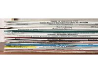 Classical Music - Set of 23 LPs