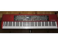 Nord Stage EX 88 plus extras