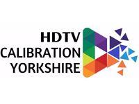 HDTV Television Calibration - LED, Plasma, OLED, 1080p, 4K
