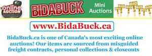 Toronto's #1 Auction Site - Free Items and Auction Items