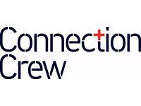 Freelance Event Crew - London based