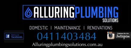Alluring Plumbing Solutions