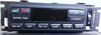 (Ford F150 Climate Control AC Heat 2L3H-19C933-AA Reman No Heated Rear Glass OOS)