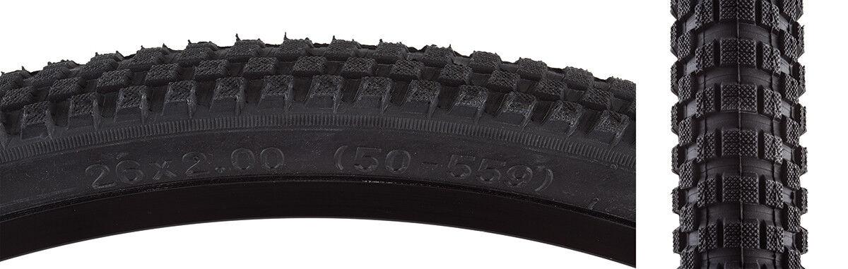 "20/"" x 2.0/"" BMX Bicycle Tire SE Racing Cub Vee Rubber Blue /& Gum Wall"
