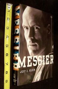 Messier - Jeff Z. Klein book on Mark the Moose Messier (NHL)