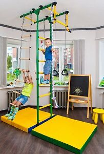 Indoor Kids Gym for your home