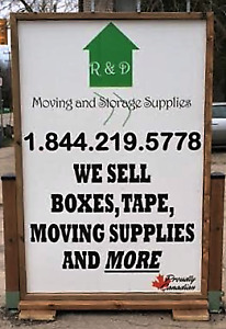Moving Boxes, Moving Box Kits, And Other Moving  Supplies Kitchener / Waterloo Kitchener Area image 10