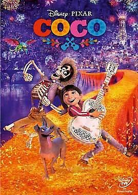 """DVD PELICULA """"COCO -PIXAR-"""". Nuevo y precintado"""