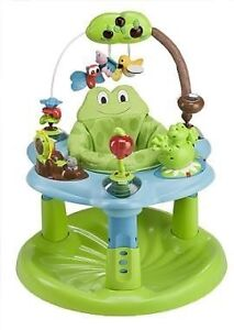 Evenflo ExerSaucer Jump and Learn (Frog)