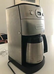 Coffee Maker - Cuisinart Grind and Brew Thermal 10-Cup