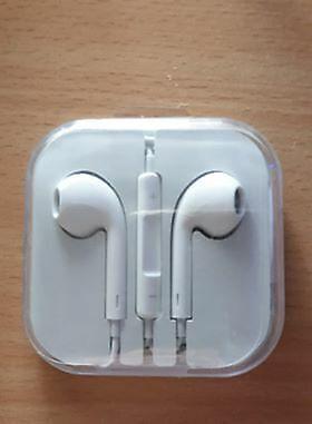 iphone Earphones Headphones Ear-pods for iPhone 5 6 6sPlus iPad Hands-free