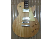 ((( LP STYLE ELECTRIC GUITAR VINTAGE JAPANESE PICKUPS LOVELY PLAYER )))