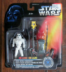Star Wars Deluxe Figure Sets MOC Cambridge Kitchener Area image 2