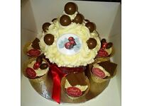 Cake and cupcakes for all occasions: Birthday ,Showers ,Aniversary,Parties,Weddings and celabrations