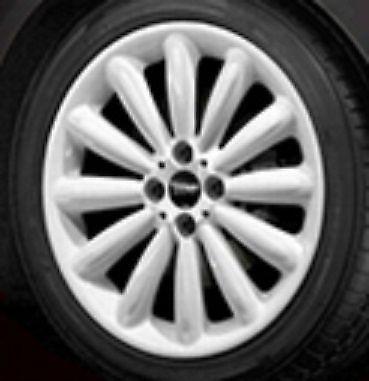 Mini Cooper Wheels White Ebay
