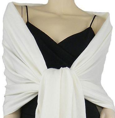 white silk scarf scarves wraps ebay