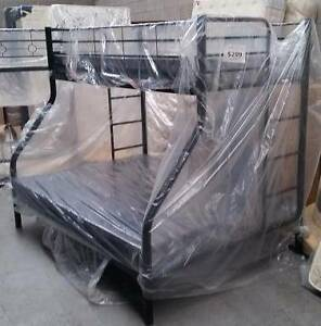 NEW BUNK BED    BUNKS  DOUBLE/SINGLE SIZE 2 LADDERS Old Guildford Fairfield Area Preview