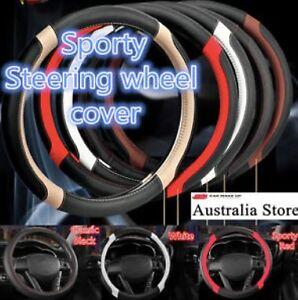 PU leather universal auto car steering wheel cover Hurstville Hurstville Area Preview