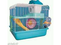 Carrier small rodents travel kit..