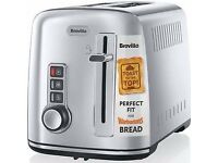 Breville perfect for Warburton 2 slice toaster