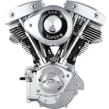S & S Cycle SH93 Vintage-Style Engine 31-9905