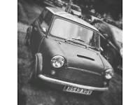 1985 Austin mini classic