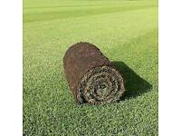 QUALITY GARDEN LAWN TURF GRASS ONLY £2.99 PER ROLL TIMPERLEY