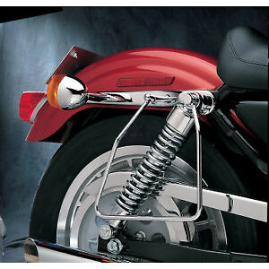 Drag Specialties Sportster XL Saddlebag Supports