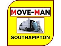 07456 504 918 (MAN and VAN) House/Flat Moves, Furniture Moves, Collections/Deliveries, SOUTHAMPTON