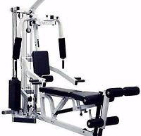 Parabody Serious Steel 400 Home Gym