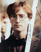 John Lennon Autograph