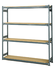 USED INDUSTRIAL SHELVING UNITS. 50% OFF NEW. EXCELLENT CONDITION Kitchener / Waterloo Kitchener Area image 8