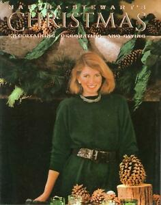 martha stewart christmas book - Martha Stewart Christmas