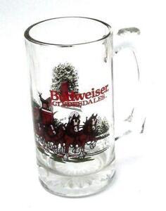 vintage glass beer mugs - Glass Beer Mugs