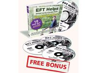 EFT- Emotional Freedom Technique - 9 disc DVD box set by EFT Master Gwyneth Moss(NEW)