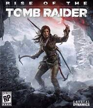 WANTED - Rise of the Tomb Raider XBOX ONE Alberton Port Adelaide Area Preview