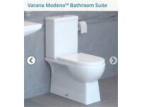 Varano Modena toilet brand new